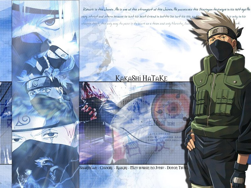 wallpapers, Kakashi Hatake