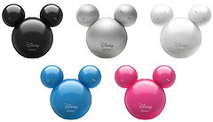 Mickey Mouse MP3 Player - Iriver Mplayer
