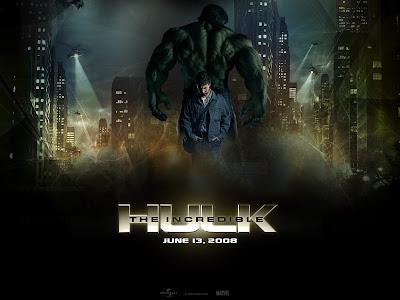 Incredible Hulk desktop wallpapers