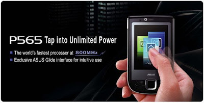 ASUS Introduces Fastest Business PDA Phone in the World