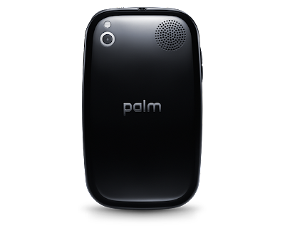 Palm Pre Rear View