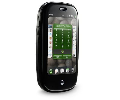 Palm Pre Left Side View