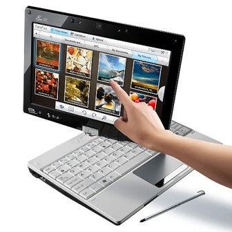 Asus Eee PC T91- The Touch Screen and Convertible form factor Netbook