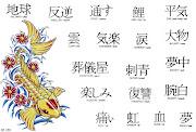 Las letras chinas son sinogramas de tan hermoso diseño que desde hace tiempo .
