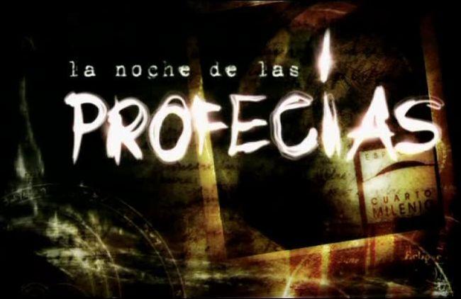 La Noche de las Profecias: grandiosa emision del programa CUATRO ...