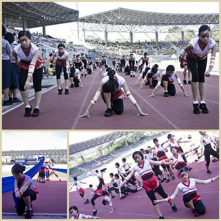 2010年运动会表演-无极限