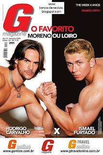 00 BBB 11 Rodrigo Carvalho G Magazine