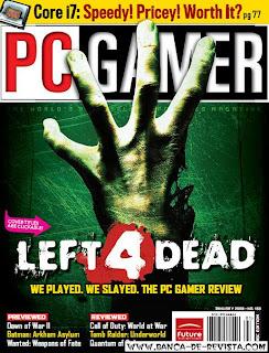 Revista PC Gamer [USA] - 2009-01 - Left 4 Dead