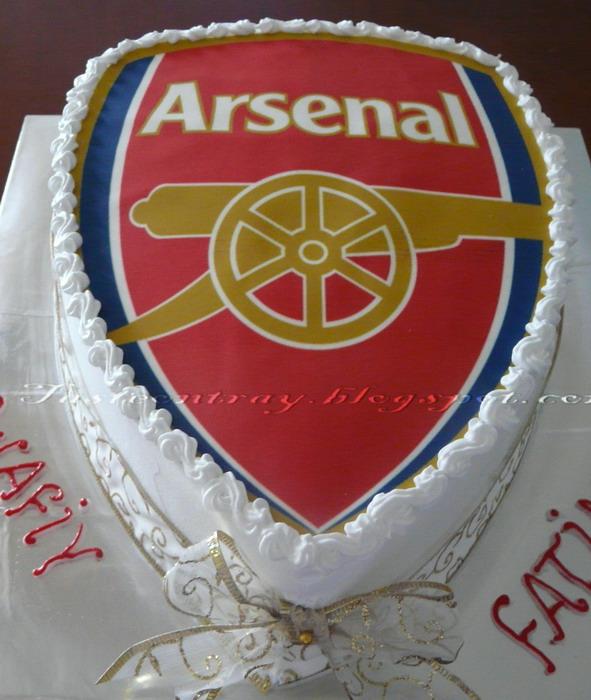Taste On Tray: Hantaran Arsenal