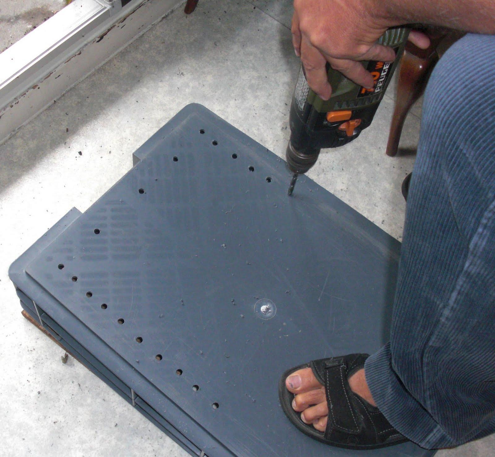 exp riences avec des prototypes de lombricomposteurs plus ou moins artisanaux m tamorphose du. Black Bedroom Furniture Sets. Home Design Ideas