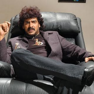 Kannada director Upendra's next movie Super (Hand symbol)