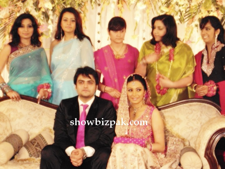 pakistani showbiz blog sawera pasha wedding photos