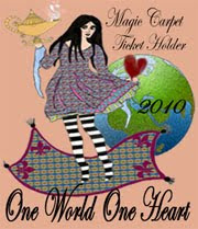 One World One Heart Give Away