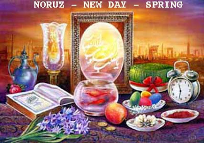 Vernal Equinox on Oneheartforpeace  Happy Nowruz  What Might We All Learn From This