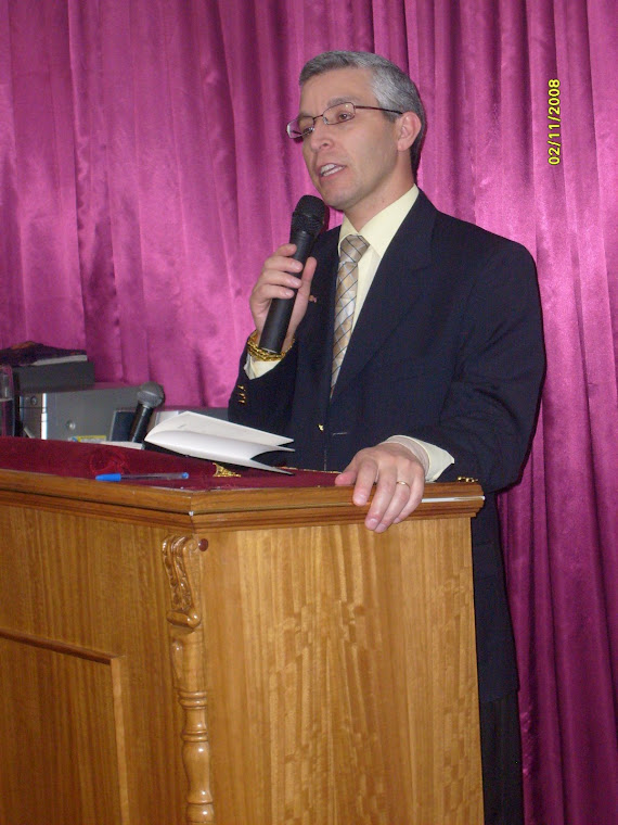 Pastor Alex Salgado Daroch