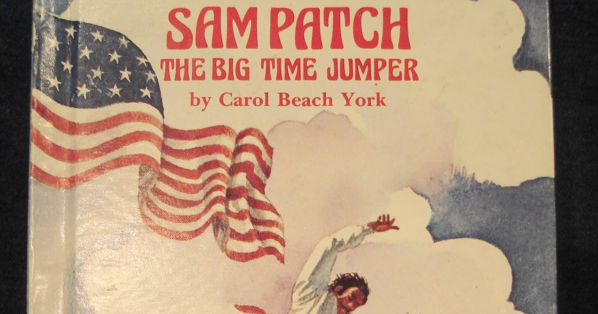 sam patch the famous jumper book review