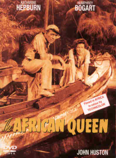 The African Queen movies in USA