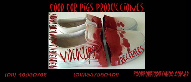 FOOD FOR PIGS PRODUCCIONES