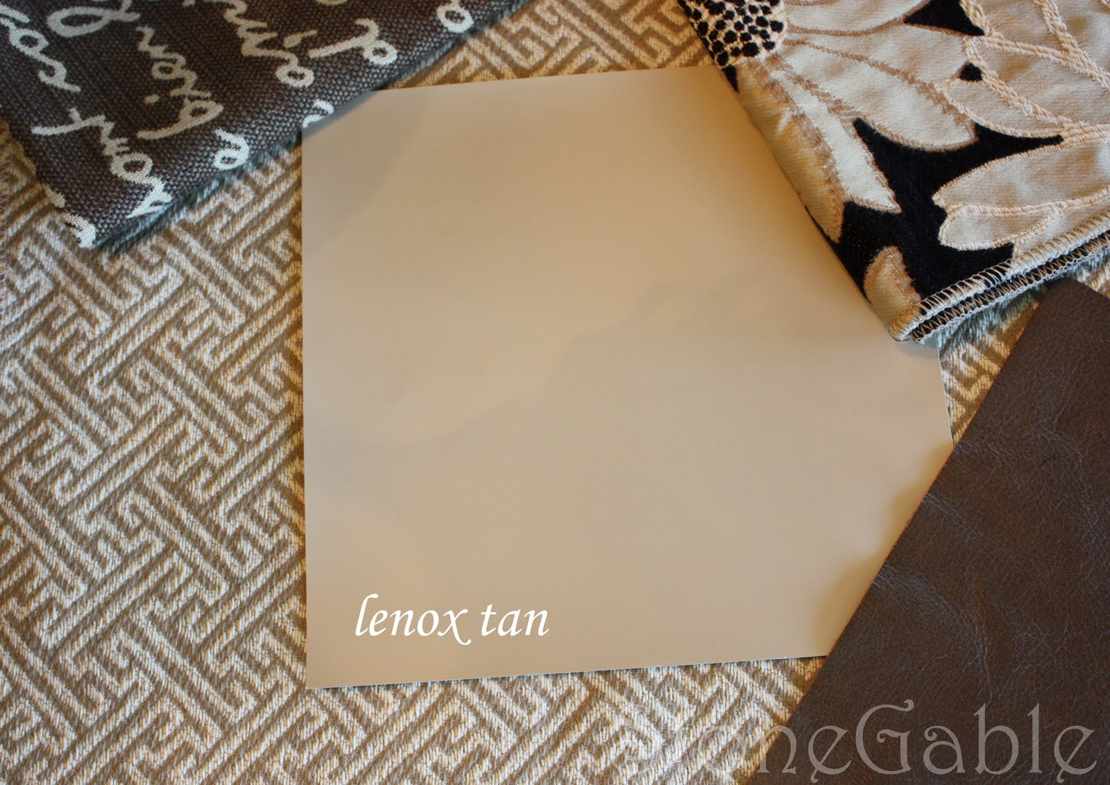 Lenox tan benjamin moore reviews - And These Neutrals Too