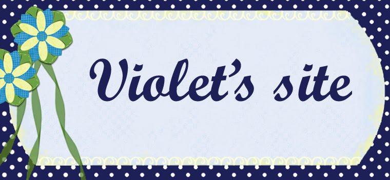 Violet's site