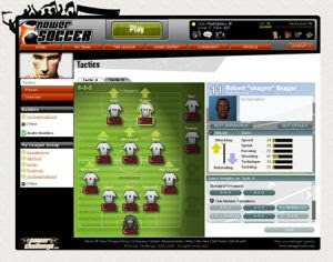 power soccer online