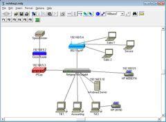 schema diagramma di rete