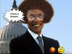Caricatura Pizap Obama
