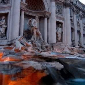 Clicca per vedere la fontana di trevi in 3D