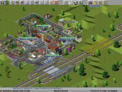 gioco di treni
