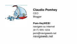 Pomhey Card