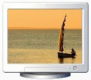 Creare sfondo desktop