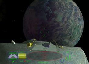 simulatore spaziale