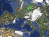 tempo su Google Earth