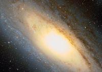 guardare il cielo spaziale