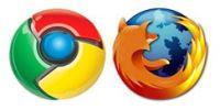 spostare cache Chrome e Firefox