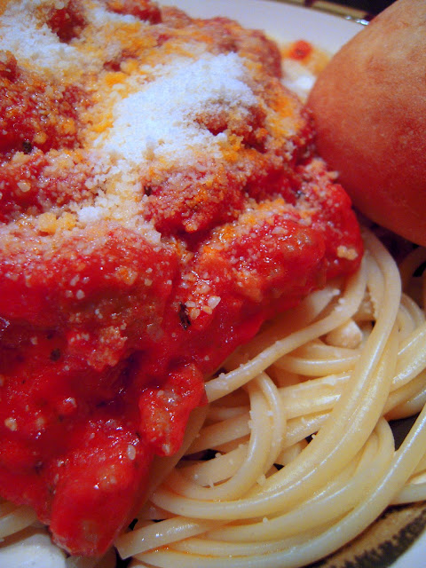 Easy Linguine Calabrese