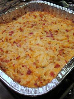 recipe for a potato dish called crack potatoes