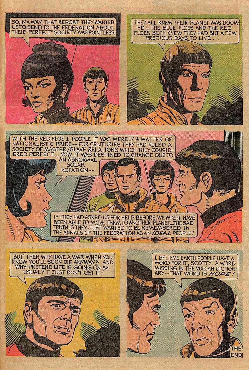Star Trek (1967) Issue #27 #27 - English 26