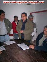 Hugo Balceda - Presidente Jorge Newbery