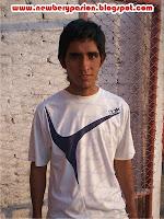Gustavo Luna en su llegada al Aviador - Año 2009