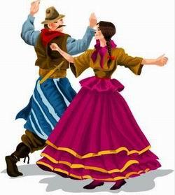 danzas region: