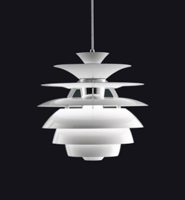 Contemporary light fixtures ceiling snowball contemporary light the louis poulsen ph snowball is considered a smaller version of the ph louvre made for the adventist church in skodsborg denmark aloadofball Images