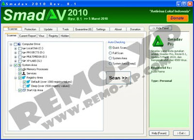 Download Smadav on Download Smadav 2010 Rev 8 1 Pro   Free Download Software Full Crack