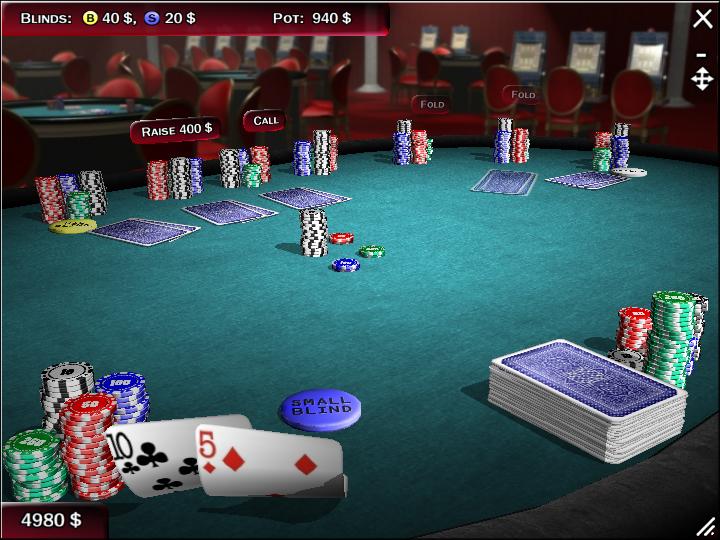 Poker texas holdem 3d download