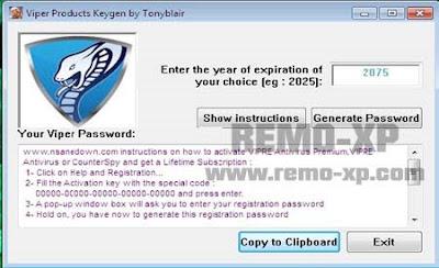Vipre Antivirus Premium 4.0 + KeyGen 4