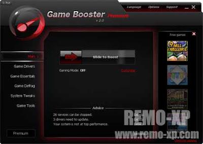 Game Booster 2.0 Premium