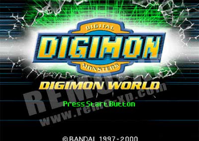 Digimon World 1