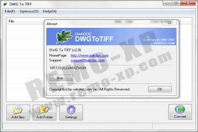 DWG To TIFF Converter 2