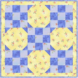 Beginner Quilt Patterns For Baby : Ragamuffin Quilts: Sweet Baby Quilt Pattern for Beginners