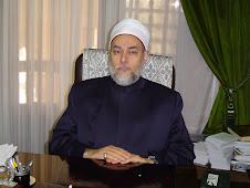 MUFTI ULUNG MESIR AsSyeikh Ust. Dr. Ali Jumaah Mohammad As-Syafie'